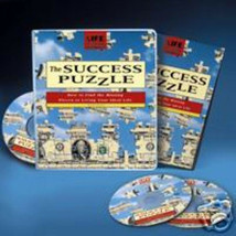 BOB PROCTOR - The Success Puzzle Seminar (6 CDs) Train 4 Success - MSRP ... - $59.88