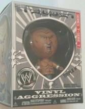 Triple H 2008 WWE Vinyl Aggression Figure NIB Series 7 JAKKS Pacific Tri... - $14.84