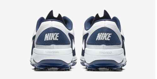 NEW Nike React Vapor 2 White Blue Golf Shoes BV1135-100 Size 11 $175