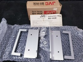 NOS JVC Victor BH-140E Vintage Rack Handles - 1 Pair - $152.38