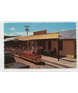 Royal Gorge Railway Miniature Train Colorado postcard - $4.90