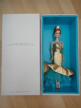 Holiday Hostess Happy New Year Barbie BFC Exclusive Limited Edition <550... - $79.16