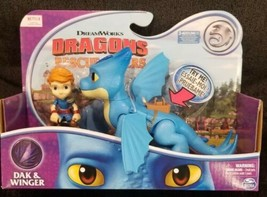 Dragons Rescue Riders With Sound Dak & Winger - $29.69