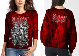 Slipknot Nu Metal  All Printed Sweatshirt for Women - $44.99+