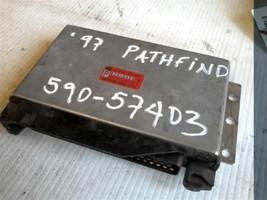 1997 INFINITI QX4 Engine ECM Electronic Control Module 399289 - $99.00