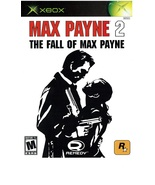 Max Payne 2: The Fall of Max Payne, Xbox, by Rockstar Games - $14.99