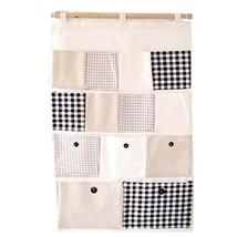 PANDA SUPERSTORE Life Style Wall-Mounted Multiple Bags Creative Storage Bag, Sti