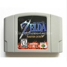 Nintendo N64 Legend of Zelda Quest Video Game Cartridge Console Card - $33.66