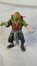 """MICHAELANGELO 10"""" Action Figure Playmates 2014 TMNT Mutant Ninja Turtle... - $19.99"""