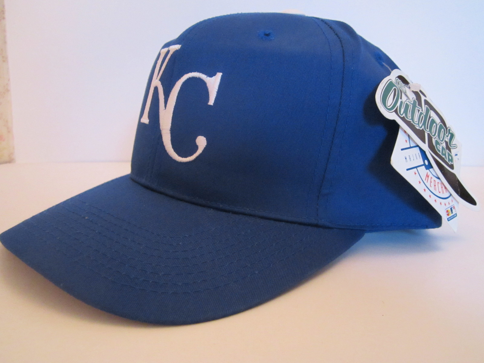 Primary image for Kansas City Royals Vintage Late 90's MLB Structured Home Logo Ball Cap by OC