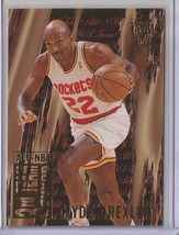 1995-96 Fleer Ultra Clyde Drexler All-NBA Team #11 Basketball Card - $3.75