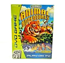 Eco-Rangers Animal Adventures Dvd Game Snap Tv Games Play On Tv Rare New Sealed - $28.99