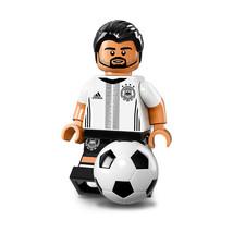 NUEVO LEGO MINIFIGURA S DFB (Alemán SOCCER) SERIE 71014 - SAMI KHEDIRA #6 - $6.70