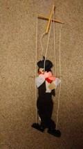 Fairyland's Handmade Wooden Marionette - painter - $7.99