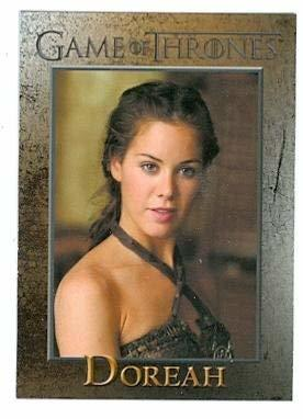 Game of Thrones trading card #50 2013 Doreah