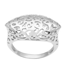 Marquise Shape 925 Sterling Silver Without Stone Celtic Knot Women Dome ... - $21.25