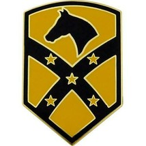 ARMY COMBAT SERVICE ID BADGE (CSIB):15TH SUSTAINMENT BRIGADE - $19.78