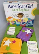 American Girl Doll 300 Wishes 2005 Diary Sleepover Board Game FREE Friends Book - $16.82