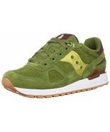 Saucony Shadow Original Suede Men's Shoe S70420-3, Green/Gold PICK YOUR ... - $45.00