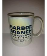 Collectible Coffee Mug Harbor Branch Oceanographic Institute Foundation ... - $22.76