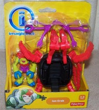 Fisher Price Imaginext ION CRAB Set New - $8.88