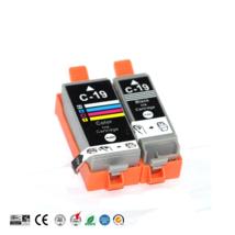 Compatible Ink Cartridge -19BK -19C -19 BCI19 for PIXUS IP100 - $28.96
