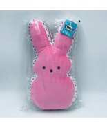 "Peeps Easter Bunny 15"" Plush Confetti Polka Dots Colorful Pink New - $34.99"
