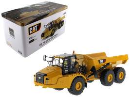"""CAT Caterpillar 745 Articulated Dump Truck with Removable Operator """"High Line"""" - $119.38"""