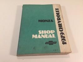 1979 Chevrolet Monza Factory Service Shop Manual ST300-79 - $14.99