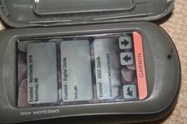 Garmin Oregon 450 Handheld GPS - $158.95