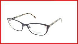 Face A Face Eyeglasses Frame JOYCE 2 Col. 9420 Acetate Matte Dark Violet Pastel - $316.62
