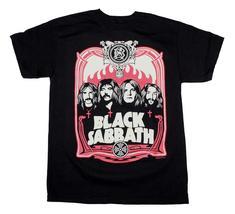 Black Sabbath Red Flames T-Shirt - $20.98