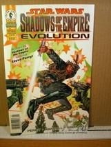 Dark Horse Comic Star Wars Shadows of the Empire Evolution 1 - $8.99