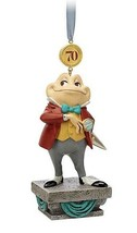 Disney Store 2019 Mr. Toad Legacy Sketchbook Ornament Christmas New with Tag - $22.95