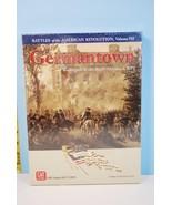 Germantown: Washington Strikes Back Oct. 4 1777 - GMT Battles of the Ame... - $46.40