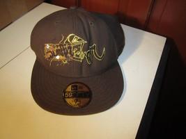 """Men's Quiksilver 59Fifty Brown 7 1/2""""  Hat Cap - $5.00"""
