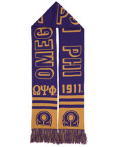 Omega Psi Phi Fraternity Scarf Q-Dog fraternity scarf 1911 Howard Univer... - ₹1,533.28 INR