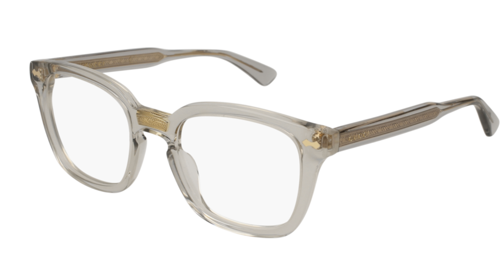 1f72c67255d Gucci GG0184O 005 Eyeglasses Transparent and 50 similar items