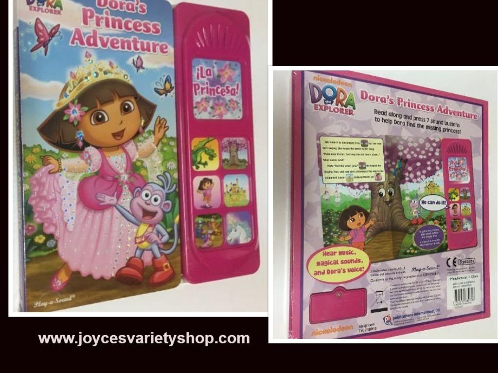 Dora book web collage
