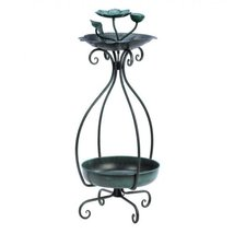 Metal Birdfeeder And Planter - $34.95