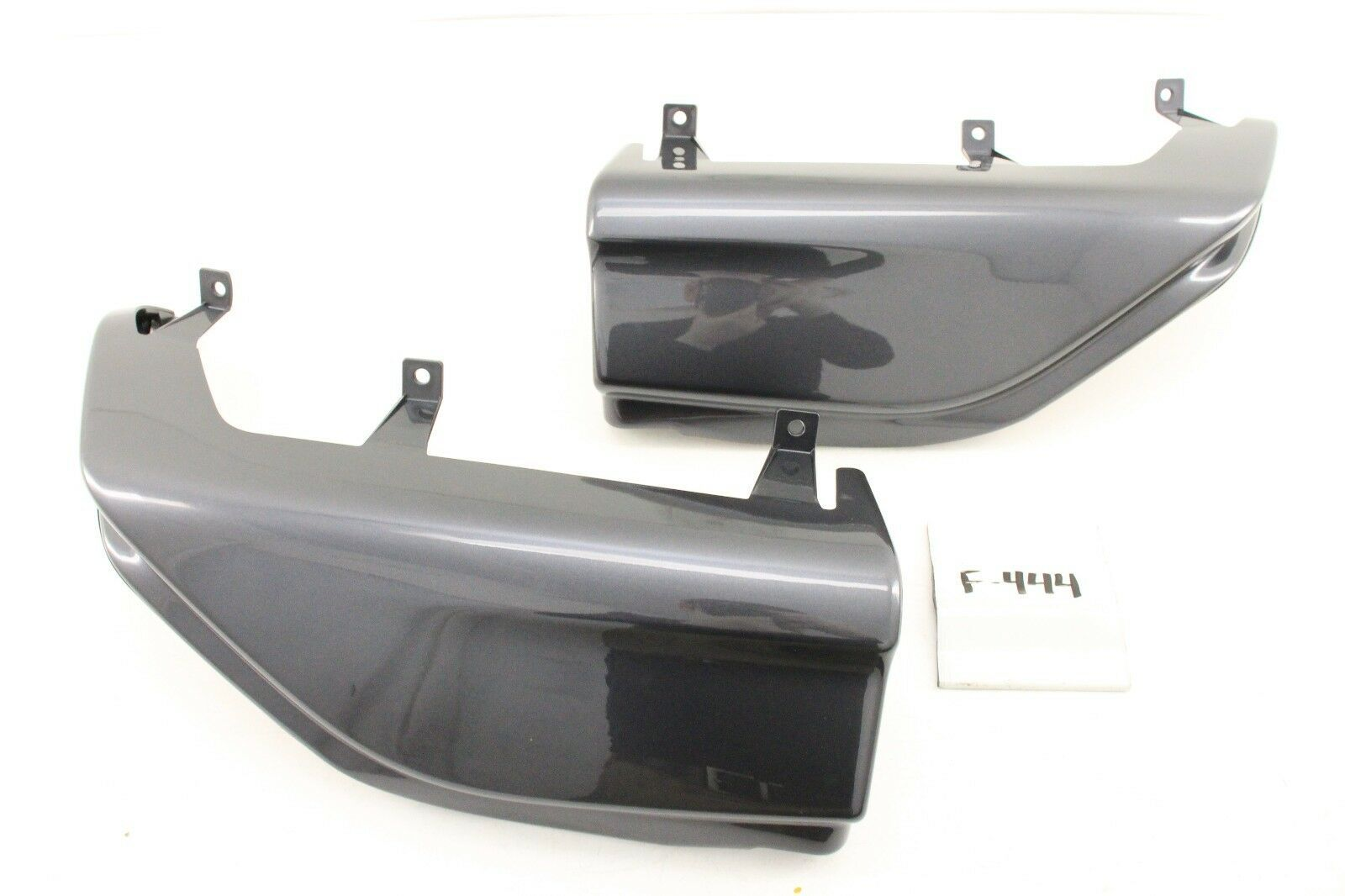 Left Front Bumper Strip Moulding Trims For Mitsubishi Outlander/&PHEV 16-19