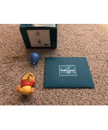 Walt Disney Classic Collection Winnie the Pooh Up to the Honey Tree Ornament MIB - $9.89