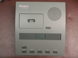 Dictaphone 1740 mini cassette transcriber with foot pedal, headset, warr... - $189.99