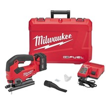 Cordless Jig Saw Kit Brushless 18V Lithium Ion w/5.0Ah Battery Charger C... - $297.50