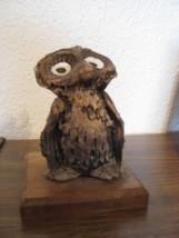 Owl figurine - $15.00