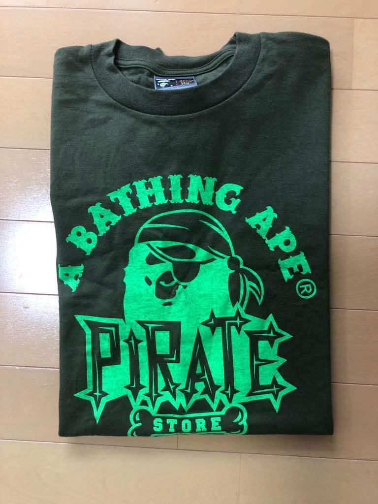 5bb8b060 A Bathing Ape Pirates T-shirts Xl and 28 similar items. 57