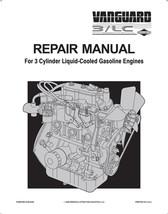 New Briggs Stratton Vanguard 3/LC 3-Cylinder Gas Engines Repair Service ... - $39.00