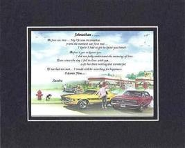 Personalized Touching and Heartfelt Poem for Loving Partners - [XXXXX], Before W - $22.72