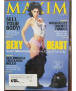 Sarah Silverman, Hanna Moakler, Chow Yun-Fat, Noureen DeWulf @ Maxim Jun... - $7.95