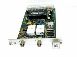 MEASUREX SAFECONTROL OY DCF50132 PC BOARD W/ DATEL FLJ-D5LA1 FILTER